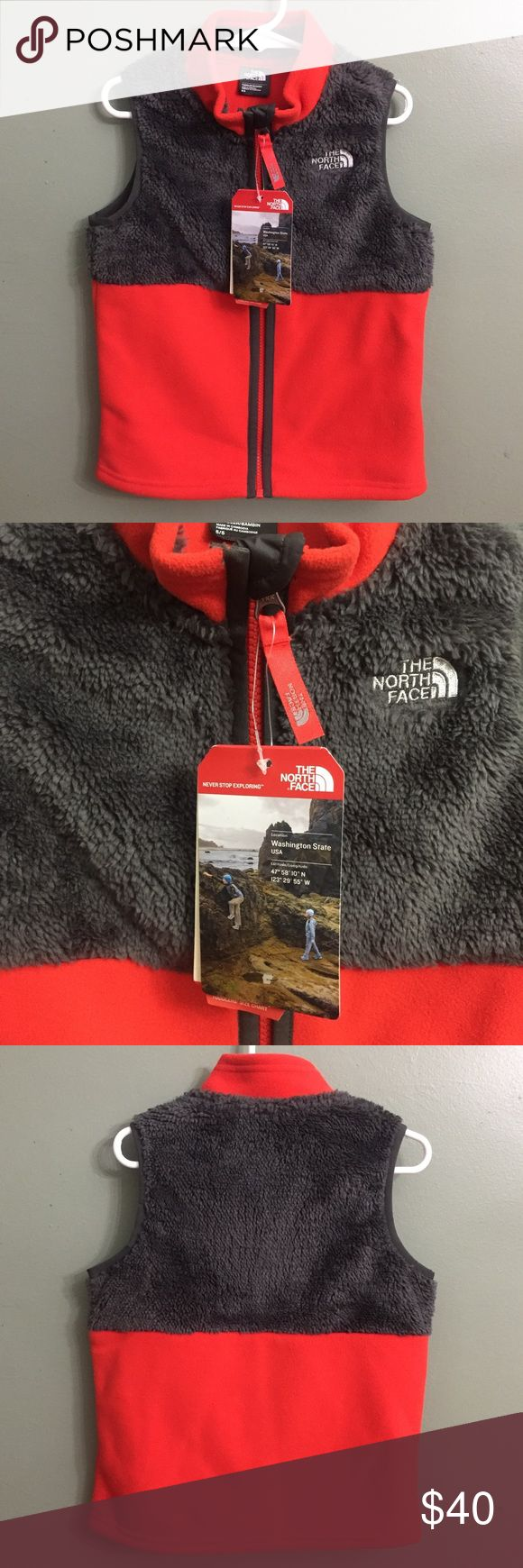 NWT The North Face Toddler Chimbo Vest, 5 NWT The North Face Toddler Chimbo Vest, 5 The North Face Jackets & Coats Vests