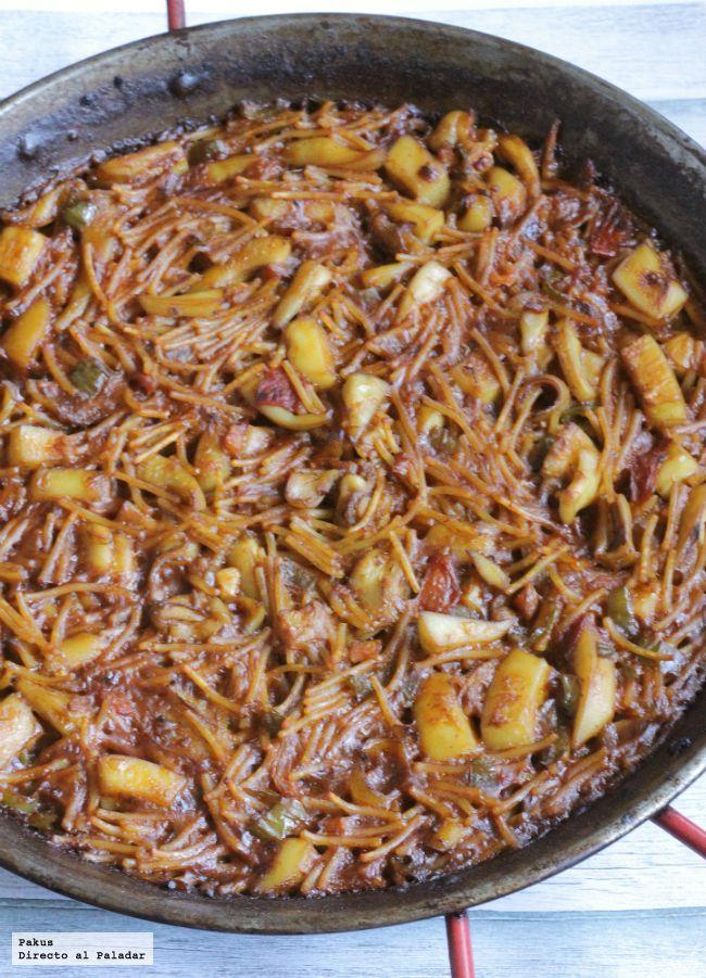 Los fines de semana nos encanta preparar recetas de arroces, paellas y otros platos similares que tanto nos alegran. Uno de los que me resulta más cómodo de ...