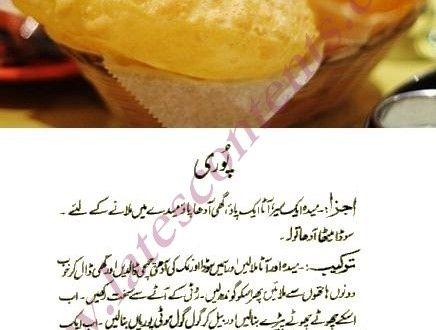 pakistani cooking recipes urdu pdf