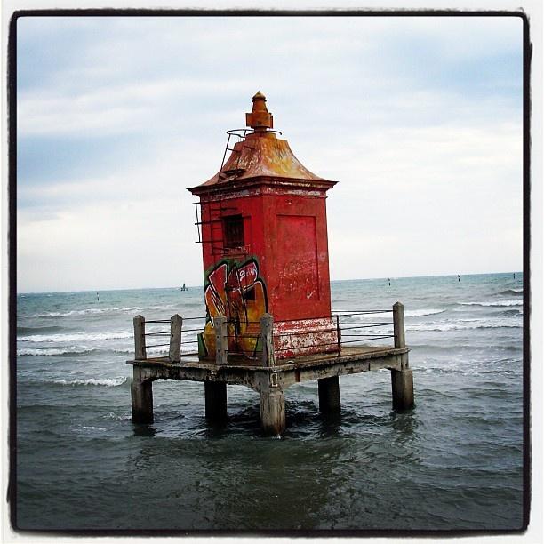 Lignano Sabbiadoro, Italy, sea