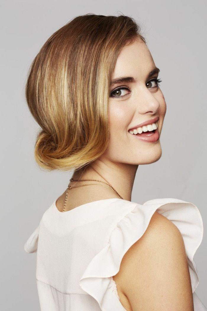 Festliche Frisuren Glatte Haare Inspirieren Luxury Festliche Frisuren Glatte Haar In 2020 Straight Blonde Hair Prom Hair Medium Hair Styles