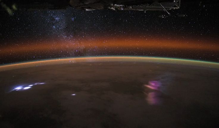 ISS view