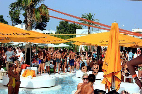 We love Ocean Beach Club, Ibiza