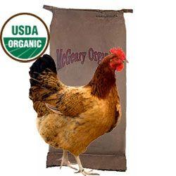 Organic Layer Mash Chicken Feed