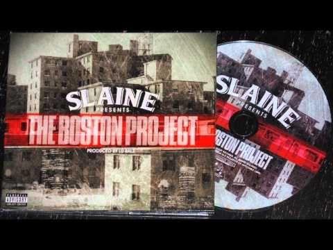 Yup Slaine  The Boston Project (2013) [Full Album] #conspire420 #hiphopanonymous #undergroundhiphop