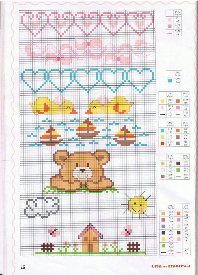 Baby  cross stitch