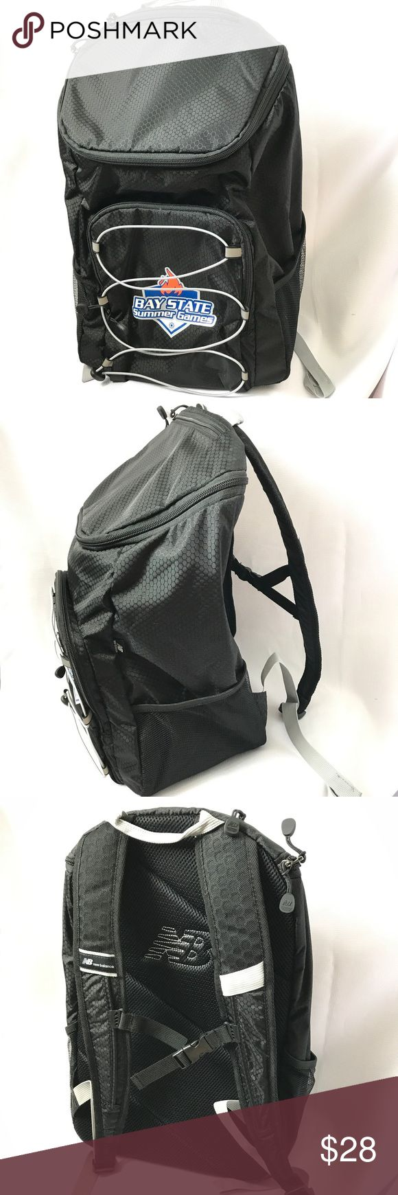 🆕 New Balance Sports Tech Backpack Brand New Sports Tech Backpack by New Balance. Color Black. For Kids and Adults New Balance Bags Backpacks