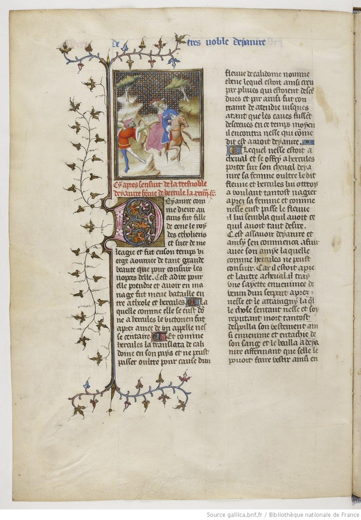 De Claris mulieribus, fol. 35v.