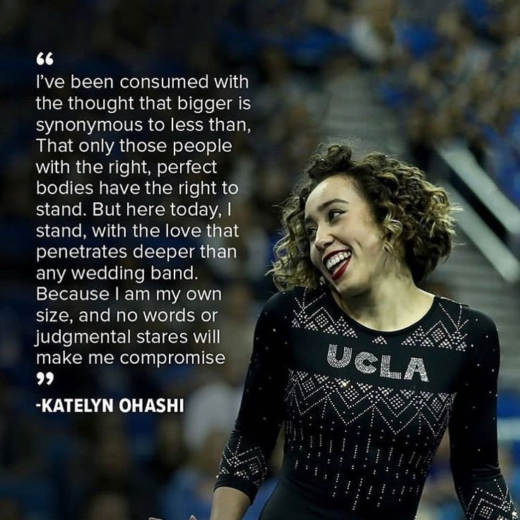 "katelyn ohashi on Instagram: ""bc it's national eating disorder awareness wee…"