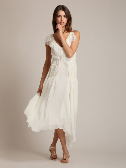 Robert Rodriguez...clothing genius - wish this dress was hanging in my closet