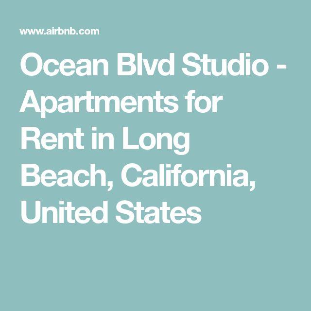 Ocean Blvd Studio - Apartments for Rent in Long Beach, California, United States