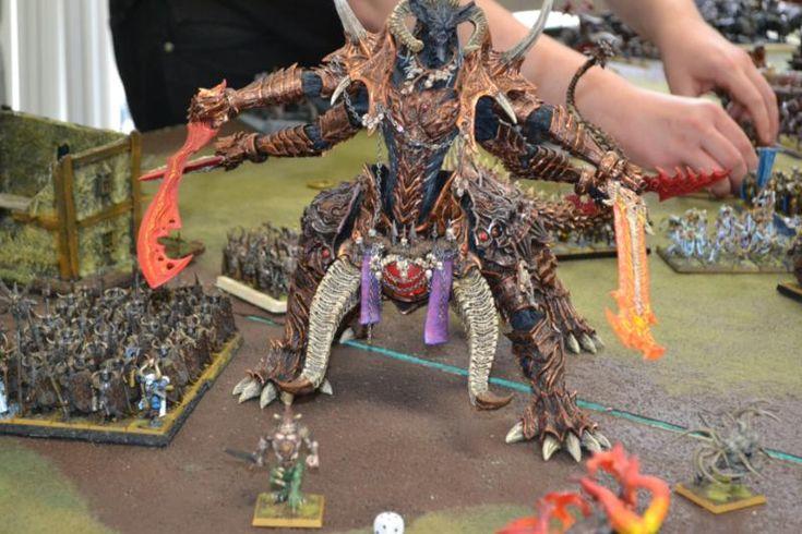 Chaos, Kislev, Warhammer Fantasy