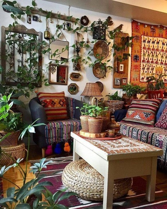 Bohemian Style Decor, Boho Chic Furniture And Accessories