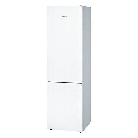 Buy Bosch KGN39VW35G Freestanding Fridge Freezer, A++ Energy Rating, 60 cm Wide, White Online at johnlewis.com