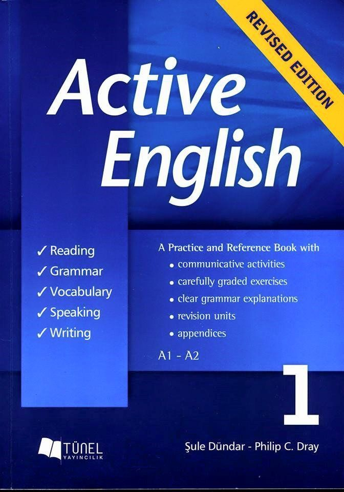 Active English 1 Pages 271 Size 44 M The Link Https Vk Com Doc243798239 446555215 English Grammar Book English Grammar Book Pdf English Book