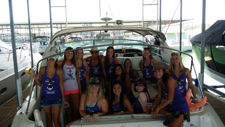 Party Boat Rentals on Lake Travis in Austin,TX