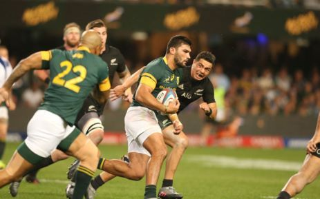 SIZZLING ALL BLACKS THUMP OLD FOES SOUTH AFRICA