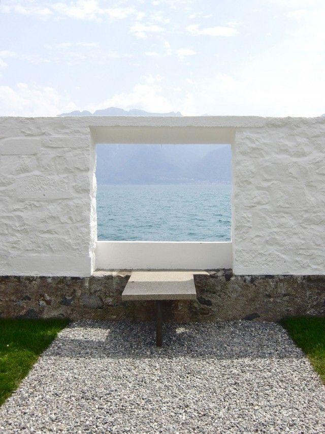 A&EB 05. Le Corbusier > Villa le lac Corseaux