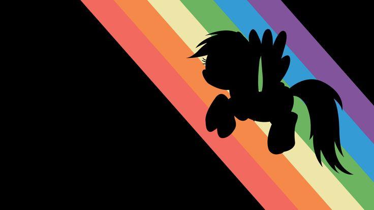 MLP Rainbow Dash Wallpaper | rainbow dash, wallpaper, gallery, wallpapers, rainbowdash25