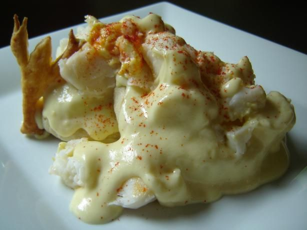 March 25: Lobster Newburg Day | Lobster Newburg - Comes together in 20 minutes!