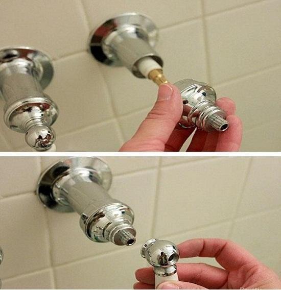 how to repair a leaky bathtub faucet or shower - Shower Faucet Repair