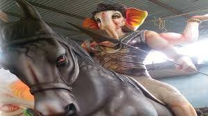 Image result for bahubali 2 ganpati image