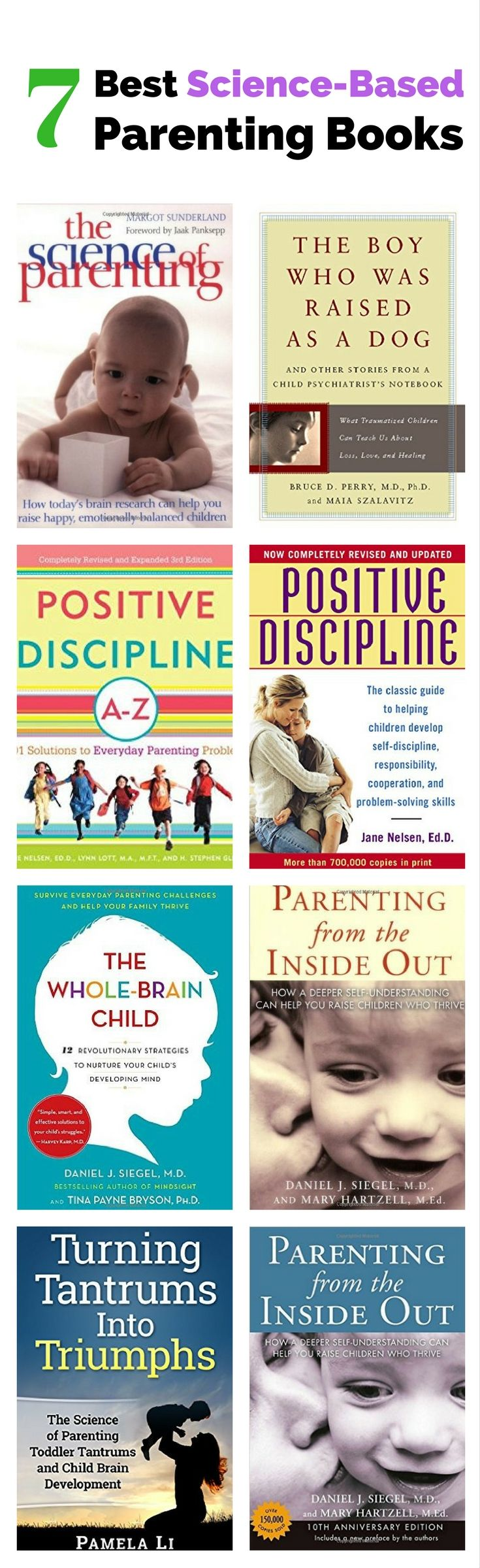 Best Parenting Books   Science-Based Parenting Resource