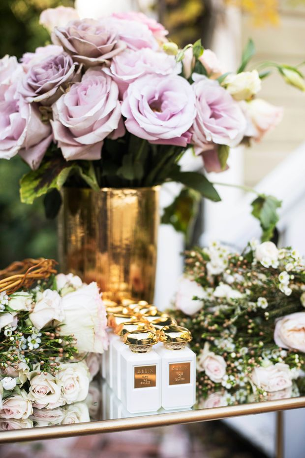 AERIN Rose Party