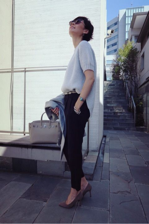 Maki's wardrobe 田丸麻紀
