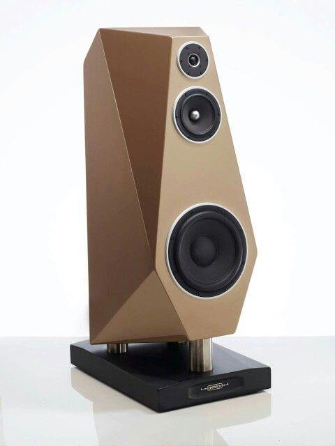 High end audio audiophile Diapason Halia speaker design