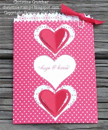 42 best Stampin\' Up! Sealed With Love Bundle images on Pinterest ...