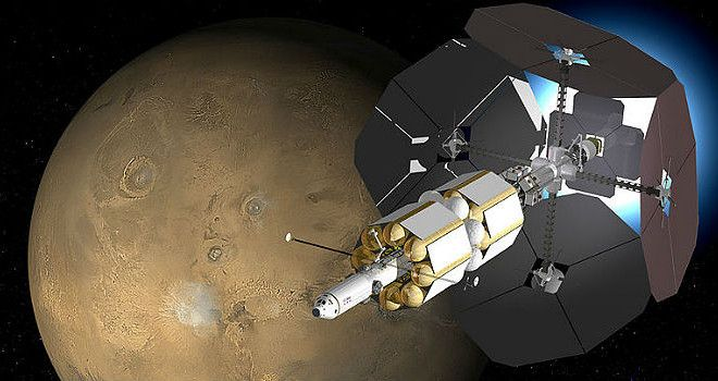 The VASIMR Spaceship Engine or Variable Specific Impulse Magnetoplasma Rocket is the first of its kind that can take people to Mars in just 39 days, compared to 270 days that it would take with a regular spaceship.
