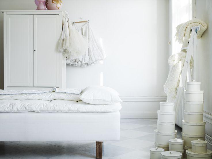 Stella Nicolausen, IKEA, sovrum, Stella Nicolausen vitt, inredning...