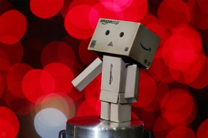 Tiernos Robots Hechos con Cajas de Amazon  robots  cute arte