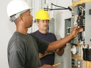 Las Vegas electrician electrical contractor providing complete electrical repair, service, and install services to residential and commercial customers throughout Las Vegas. Responsive Las Vegas electrical contractor offering 24/7 emergency service and free service estimates.