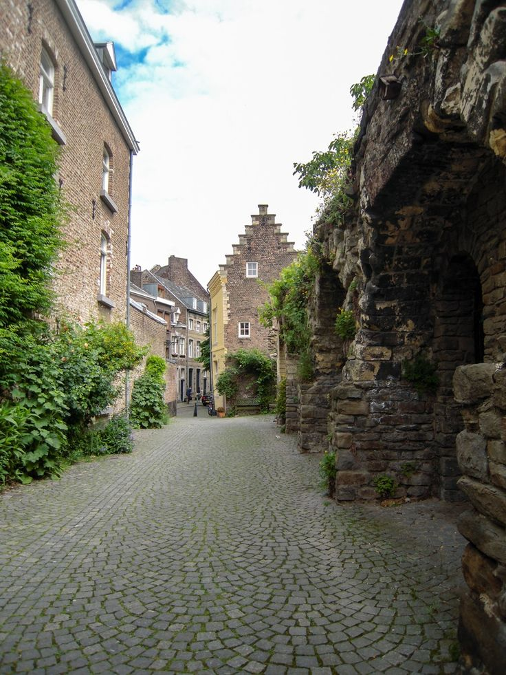 And a fourth and final photo from Maastricht, The Netherlands. (Home of my friend, Hans Pastoor.)