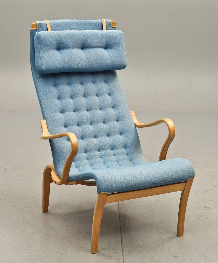 Bruno Mathsson, Miranda lounge chair for Dux