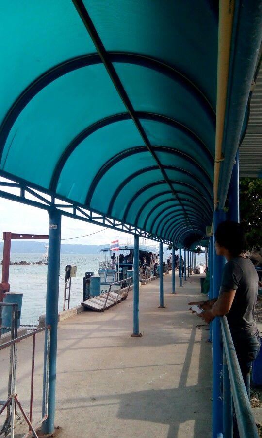 Pier, Koh phangan