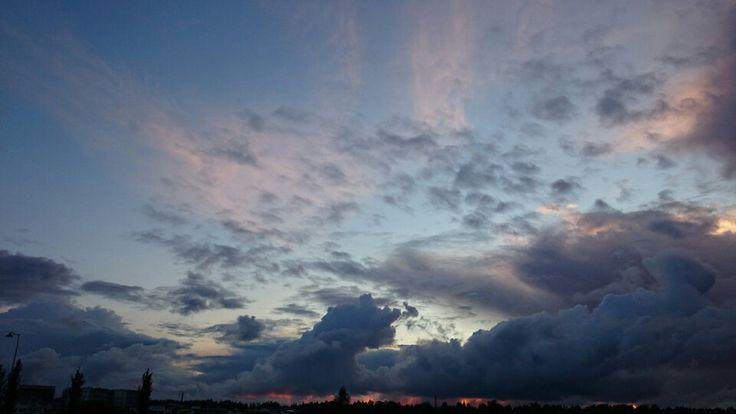 Pilvet pilvet