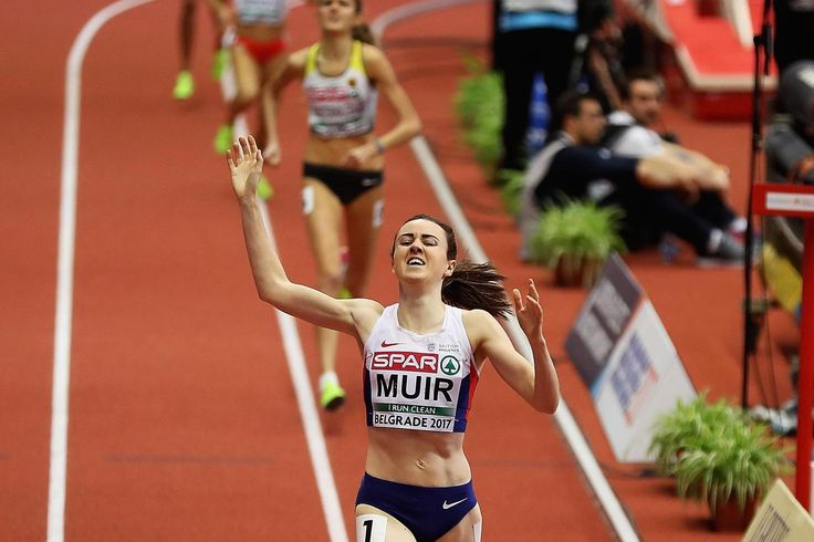 How Seb Coe helped Laura Muir to finally show her pedigree as she wins double gold for Team GB in Belgrade