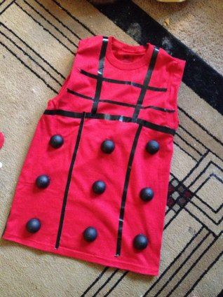 DIY Dalek Costume I'm making this for Lilly this year!