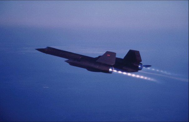 SR-71 Blackbird was so fast it outran every missile, Mig fighter jet encountered over enemy territory