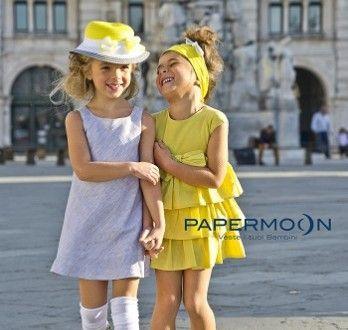 Papermoon e il suo unico obiettivo:vestire bambini da piu' di 30 Anni | Mamme a spillo
