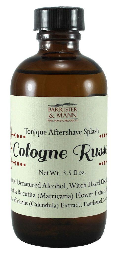 Barrister & Mann Cologne Russe Aftershave Splash