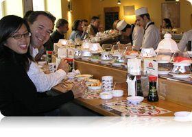 Sushi Circle Hamburg - all you can eat