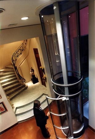 55 best images about our blog on pinterest technology for Cheap home elevators
