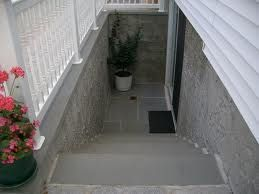 basement entrance ideas