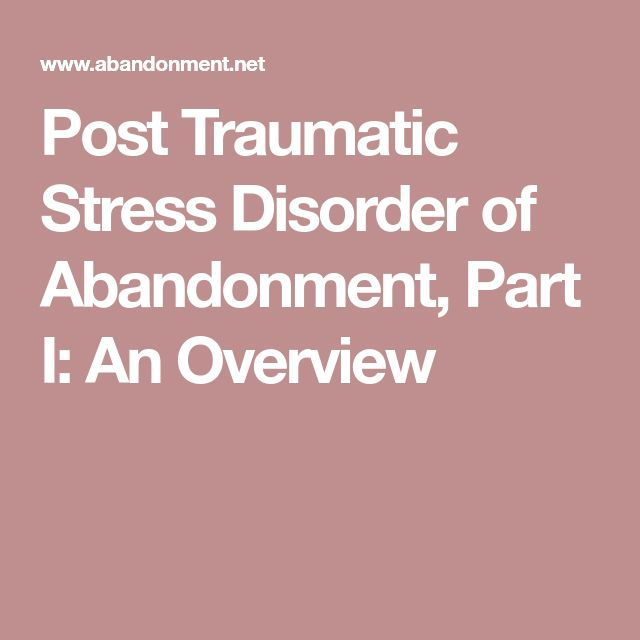 The 25+ best Emotional abandonment ideas on Pinterest | Feeling ...