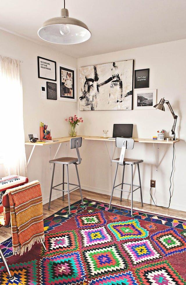 Studio Apartment Decorating Carpet