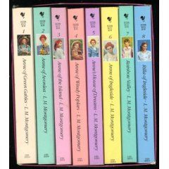 Anne of Green Gables was my childhood reading. <3